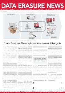 Data Erasure News Sep. 2013