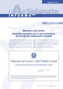 L'Artigianato Informa Gennaio 2014