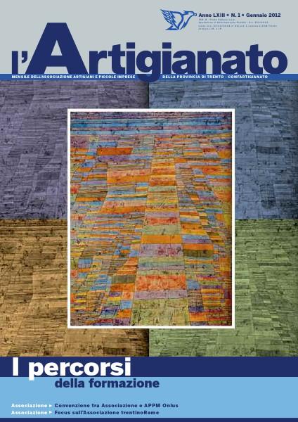 L' Artigianato Gennaio 2012