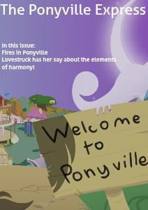 The Ponyville Express Volume 1