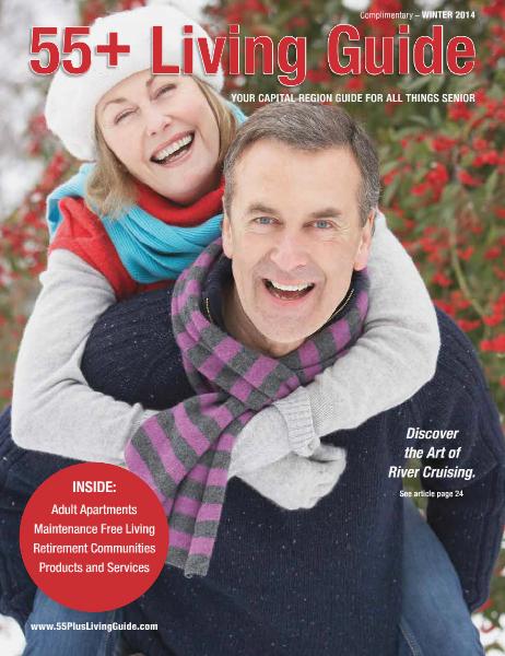 55+ Living Guide Winter 2014
