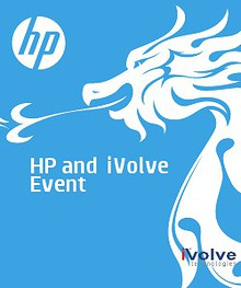 HP and iVolve Event 2013