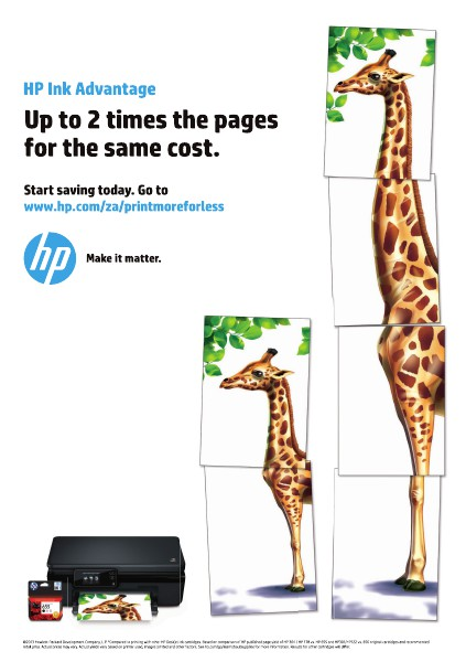 HP Ink Advantage Catalogue 2014 01