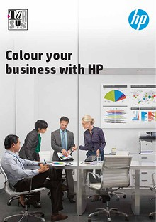 Tarsus - Colour your business with HP 01