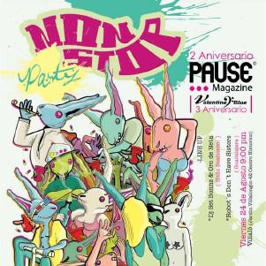 Pause Magazine   Agosto 2012  