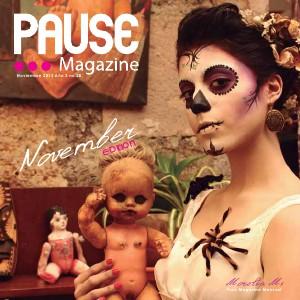 Pause Magazine | Noviembre 2012 |