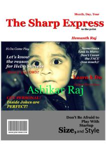 The Sharp Express 10