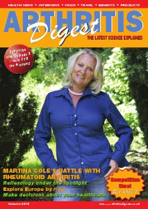 Arthritis Digest Autumn 2013 100000