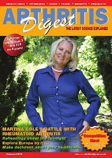 Arthritis Digest Autumn 2013