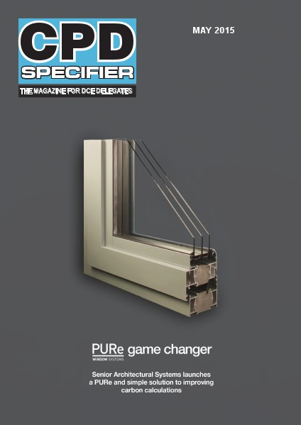 CPD Specifier May 2015 issue May 2015