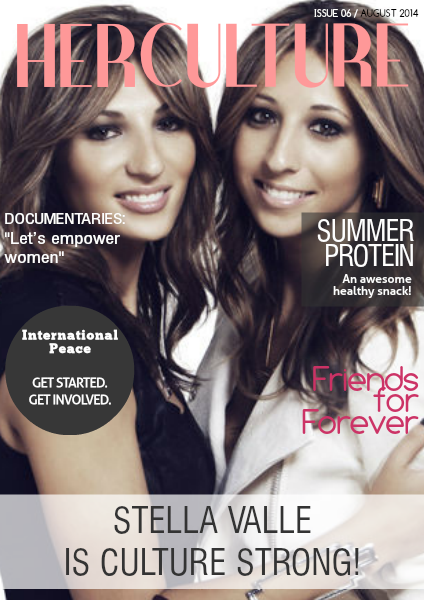 Her Culture Bi-Monthy Magazine August 2014