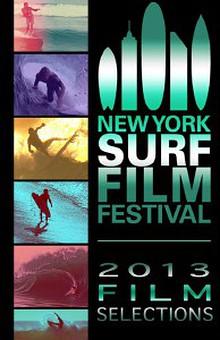 2013 New York Surf Film Festival Program