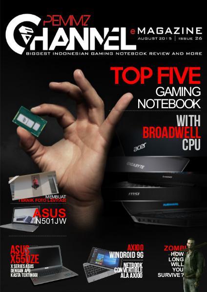 Pemmzchannel e-Magazine #26 (Agustus 2015)