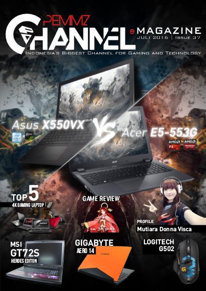 Pemmzchannel e-Magazine 37 #Juli 2016