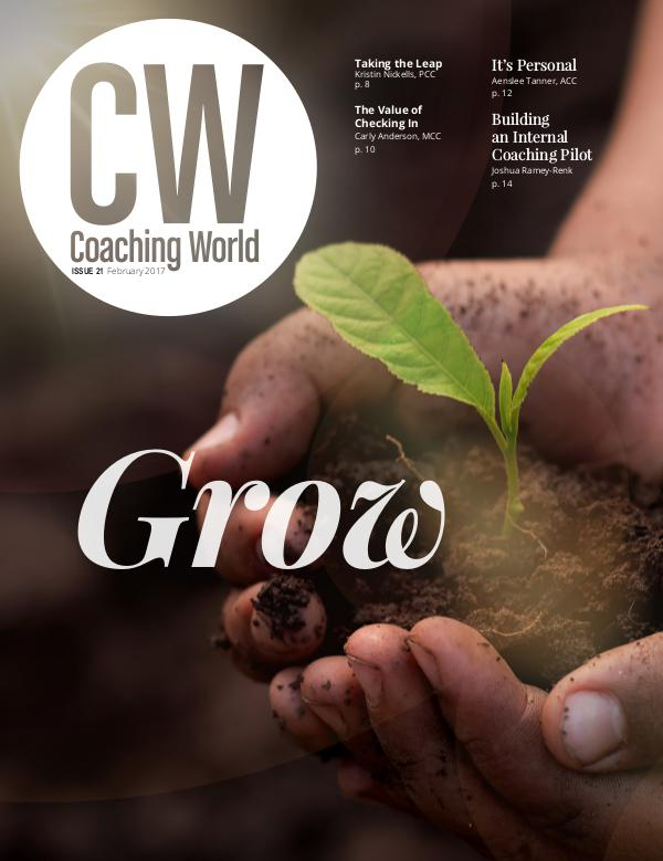 Issue 21: Grow