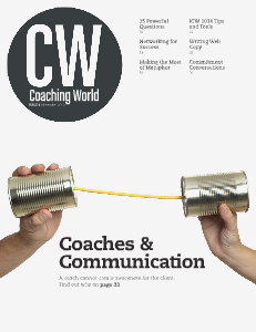 Coaching World Issue 8: November 2013
