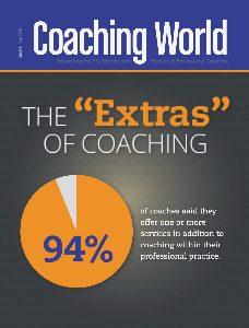 Coaching World Issue 6: May 2013