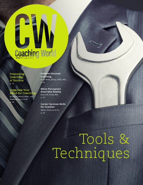 Coaching World Issue 11: August 2014