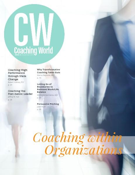 Coaching World Issue 12: November 2014