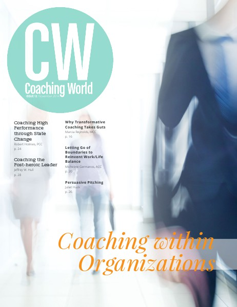 Coaching World Issue 12: November 2014