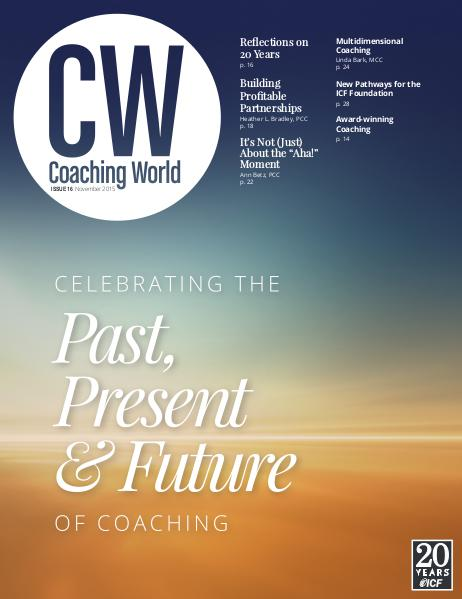 Coaching World Issue 16: November 2015