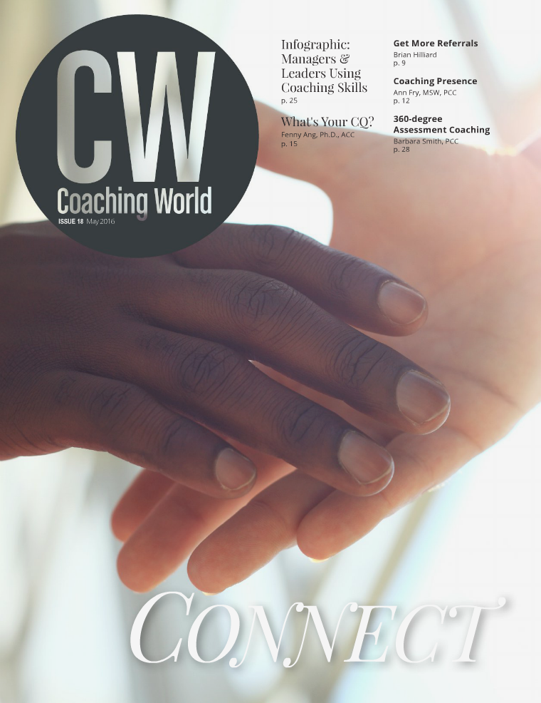Coaching World Issue 18: May 2016