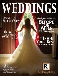 RJ Photography Wedding Magazine October 2014