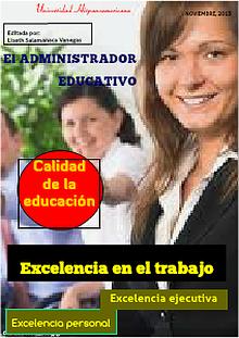 EL ADMINISTRADOR EDUCATIVO