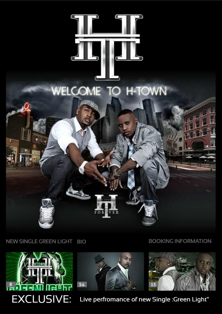 H-Town Music Legends 1