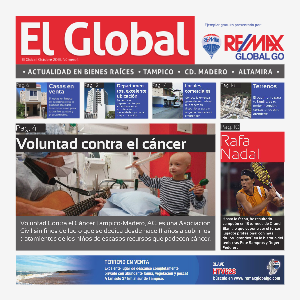 El Global Octubre 2013, Numero 1