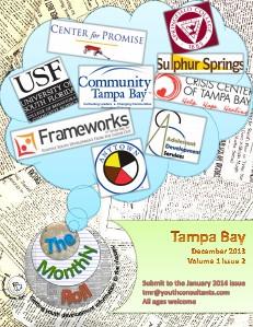 The Monthly Roll - Tampa Bay December 2013 - v1i2