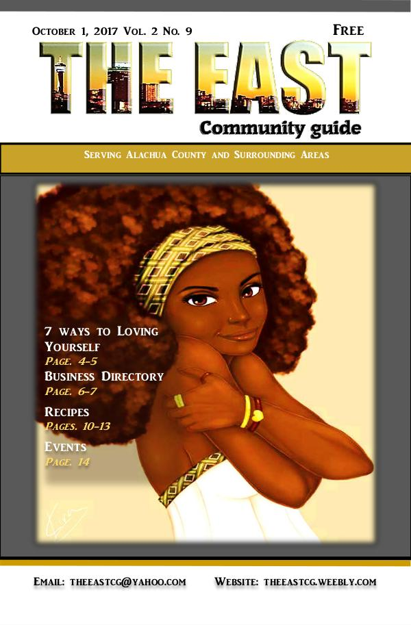 The East Community Guide - Gainesville, FL oct 2017 the east take 2