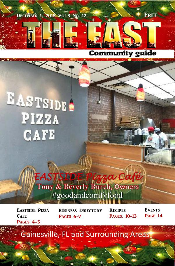 The East Community Guide - Gainesville, FL December 2018