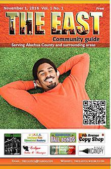 The East Community Guide November Vol1 No1