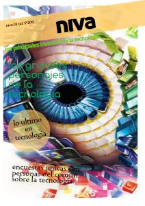 LA TECNOLOGIA 24 OCTUBRE 2013