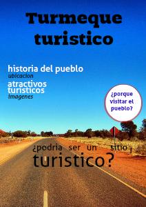 el turismo el turismo en turmeque