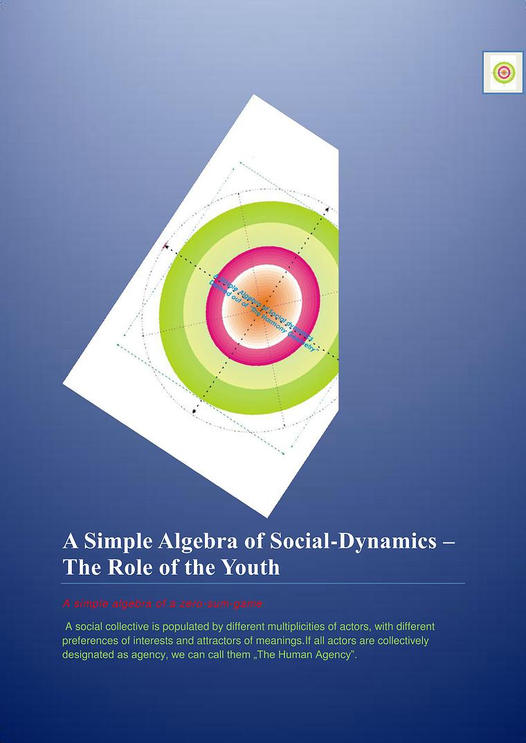 ሕብረ፥ቅላጼ / SIDE A Simple Agebra of Social Dynamics