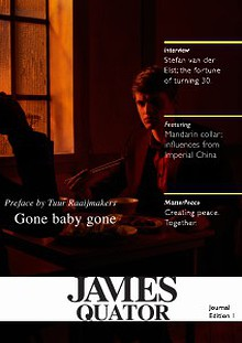James Quator Journal