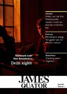 James Quator E-Magazine Dutch