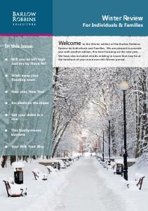 Barlow Robbins Winter Review Winter 2014