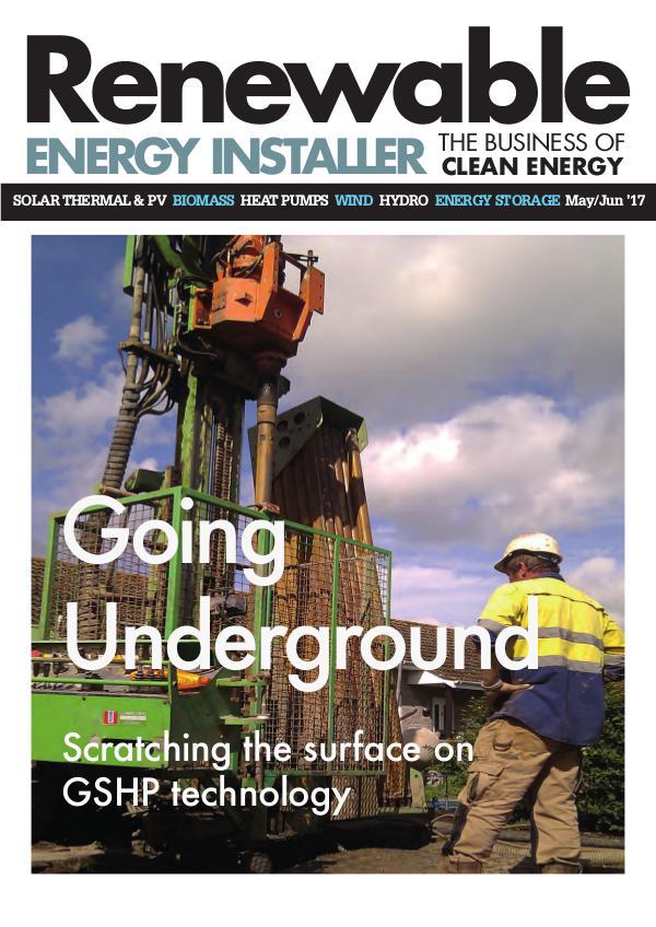 Renewable Energy Installer May/June 17
