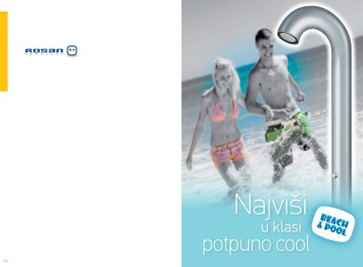 Products Catalog Beach & Pool