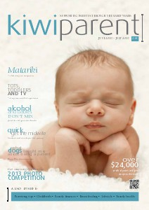 KiwiParent from Parents Center NZ Test Volume