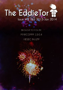 The Eddietor Issue #3