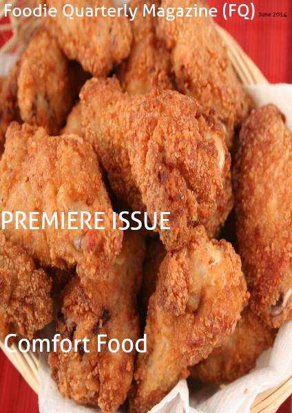 Foodie Quarterly (FQ) June 2014