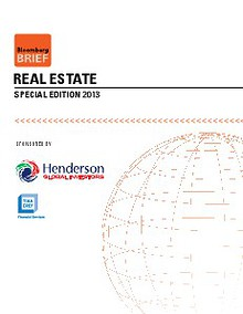 Bloomberg Real Estate Special Focus