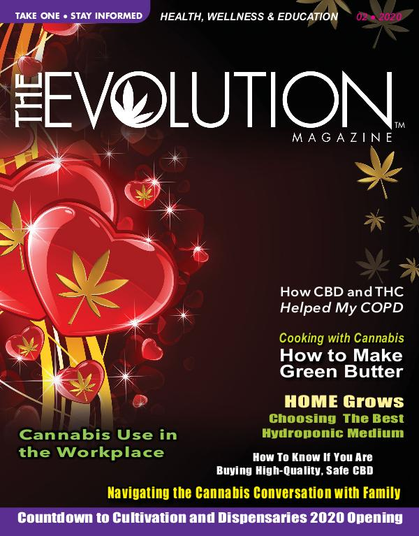 The Evolution Magazine February 2020