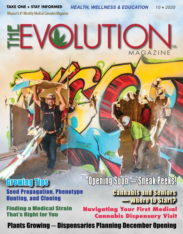 The Evolution Magazine October 2020
