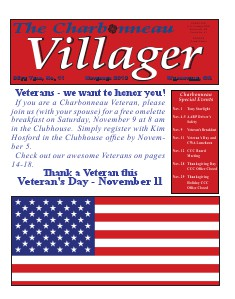 The Villager Nov. 2013