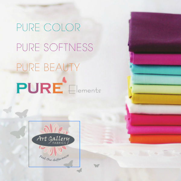 Pure Elements Brochure by Art Gallery Fabrics Pure 2013